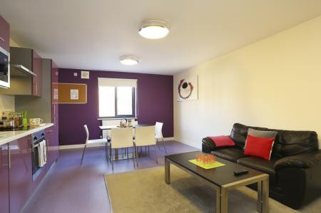 Deluxe En-Suite, Behn Hall