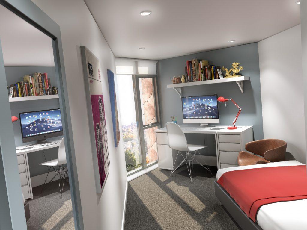 Three Bedroom Premier Wet Room Ensuite